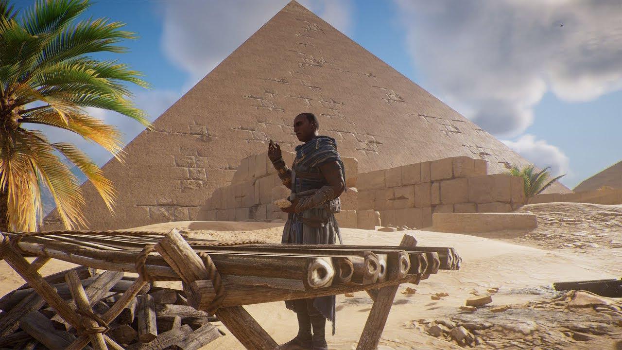 assassins creed origins discovery tour spielbarde - 1280×720