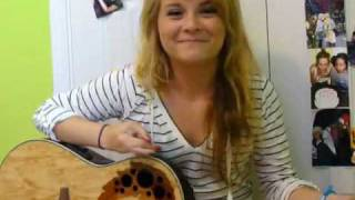 Im Crazy For This Girl by Evan & Jaron (Cover) - Caitlin Lawless