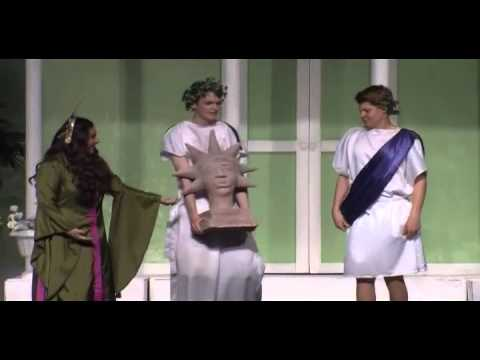 Griffith Theatre Company A Funny Thing Happened On The Way To The Forum Spring 2015
