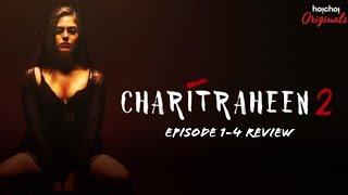 Charitraheen 2 ( চরিত্রহীন 2 ) Episodes 1-2-3-4 REVIEW | Naina | Mumtaz | Saayoni | Saurav | hoichoi