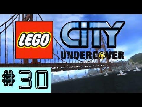 Lets Play LEGO City Undercover [blind] German #30 - Vom Retter zum Verstoßenen