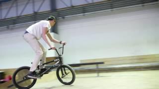 2017 BMX Contest Boneyard Skatehalle Siegen Pro