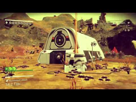 No Man's Sky Exploring the Universe