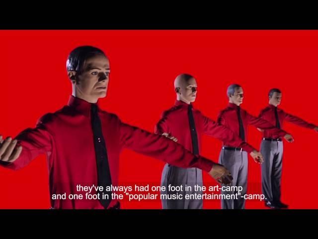 APOP's Stephan Groth Discusses Kraftwerk Part 1