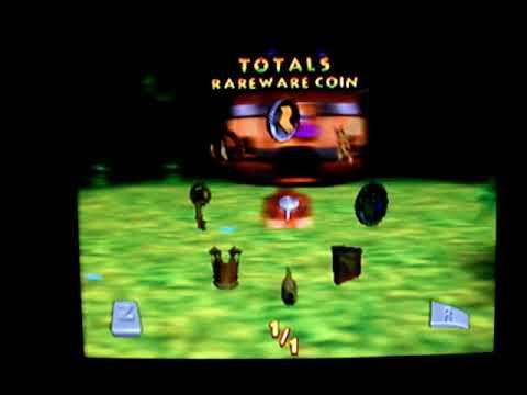 Donkey Kong 64 Nintendo 64 Rareware Coin