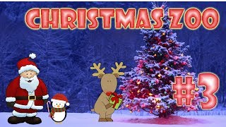 Christmas Zoo (Zoo Tycoon 2) - Episode 3 - Saber-Toothed Cat