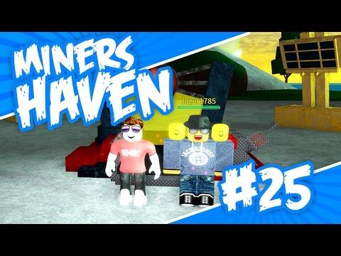 Miners Haven #25 - DD LOOP SETUP W/Lazer1785 (Roblox Miners Haven)