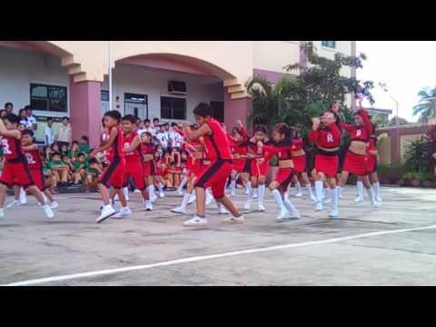 Cheerdance 2016 Red Team