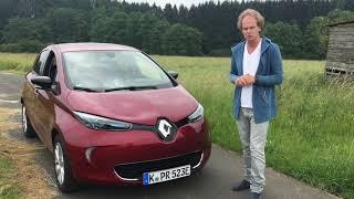 2018 Renault ZOE - Fahrbericht - Review -Test - Das bislang meistverkaufte Elektroauto