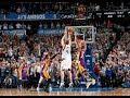 Best Three Pointers from Big Men: 2017 NBA Season