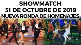 showmatch-programa-31-10-19-nueva-ronda-de-homenajes