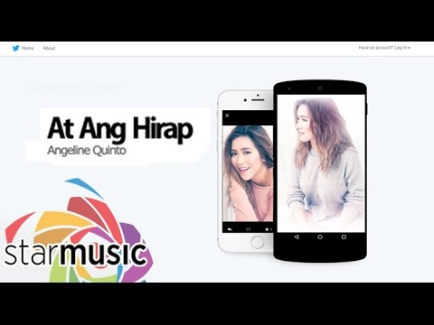 Angeline Quinto - At Ang Hirap (Official Lyric Video)