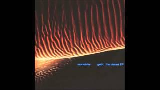 Monolake - Gobi. The Desert EP