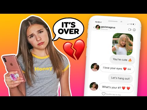 CATFISHING My Boyfriend To See If He CHEATS Prank **You Won't Believe This** 💔💔| Piper Rockelle