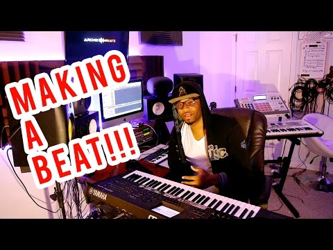 Making A Beat In Logic Pro X