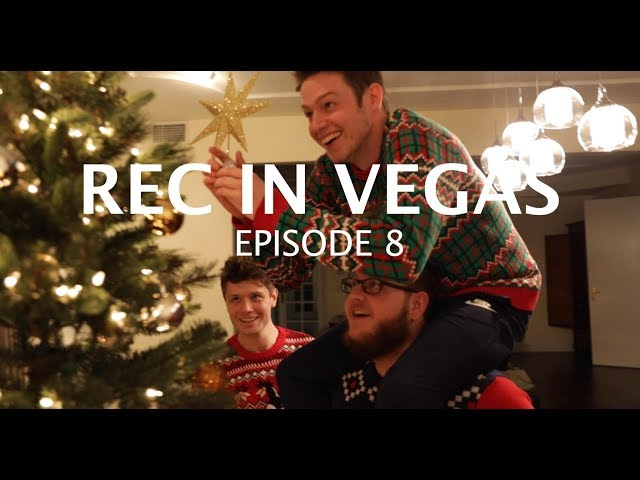 REC in Vegas Ep 8 - Decorating for Christmas