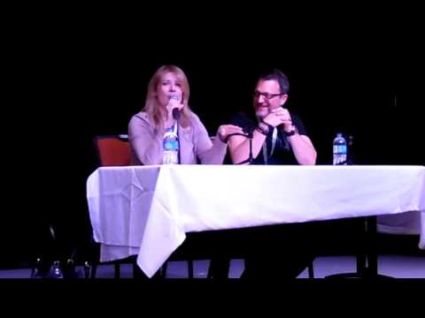 Q&A with Mary Elizabeth McGlynn & Steve Blum at Colorado Anime Fest 2017 [ SPOILERS E91]