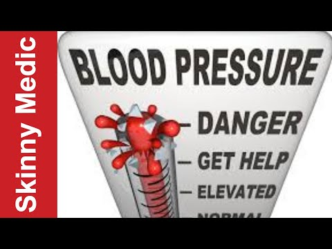 New guidelines for high blood pressure (Hypertension)!