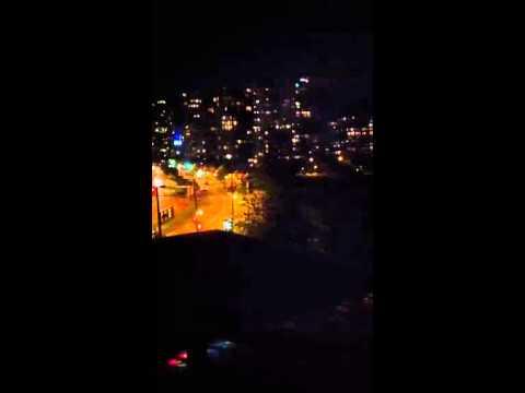 UFO SIGHTING YALETOWN, VANCOUVER MAY 23 2014