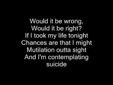 Papa Roach - Last Resort [LYRICS]
