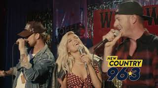 New Country 96.3 • Today's Hottest New Country Hits