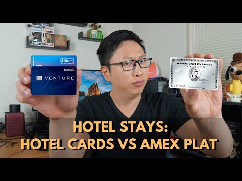 Amex Platinum Vs. Hotel Cards: Which Is Better For Bookings?