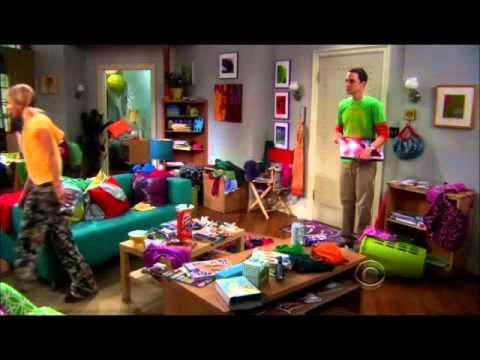 The Big Bang Theory : toc toc toc Penny...toc toc toc Penny...toc toc toc Penny,  Jamais 2 sans 3