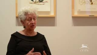 Leon Center. Interview with Nydia Gutiérrez