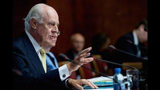 أخبار عربية | دي ميستورا لا يتوقع مفاوضات مباشرة في #جنيف