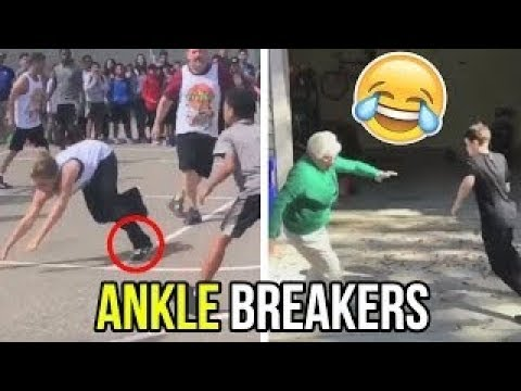 NEW The NASTIEST Crossovers And Ankle Breakers Of 2017 Funny Vines