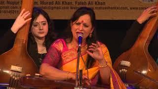 "Vidhushi Sunanda Sharma - Vocal  Part 2  for "" Arpan "" Music & Dance Festival 2017 No views  0"