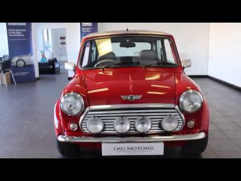 Rover Mini 13 I Cooper Sport For Sale At Lkc Motors Youtube