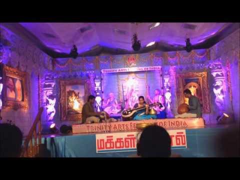 Trinity Arts Festival, Chennai.wmv