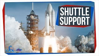 The Giant, Amazing Machines NASA Built for the Shuttle