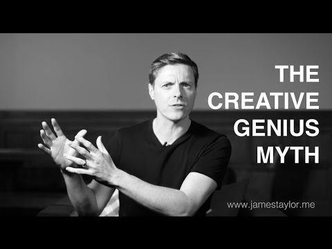 The Creative Genius Myth