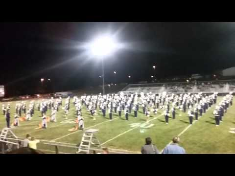 Lowellville & Leetonia High School Marching Bands
