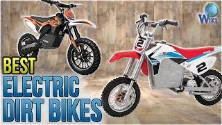 9 Best Electric Dirt Bikes 2018