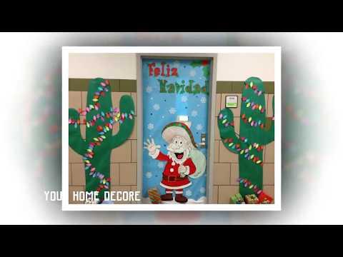 95 Christmas Door Decorating Contest Ideas Christmas Door Decorating Contest Ideas Youtube