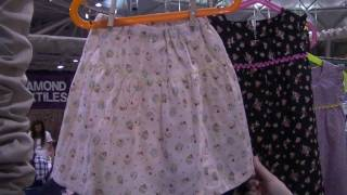 Northern Quilts - Childrens clothes was a big trend at Spring Market