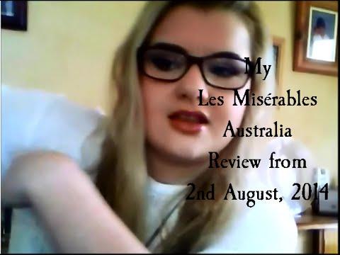 Les Miserables Australia Review