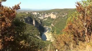 Ardèche - Tour du Saleyron