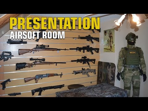 Airsoft Room [FR]