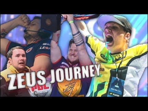 Zeus' Journey In PGL Major 2017 (CS:GO)