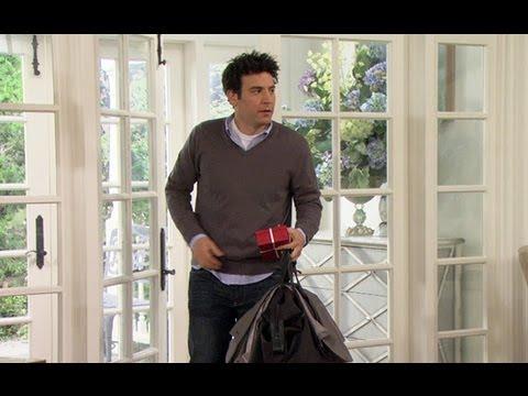 How Met Your Mother Season Premiere Promo Trailer Robin Barneys Wedding Weekend Is Here