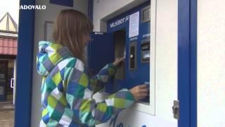 MOLOKO / Чудо-автомат с деревенским молоком