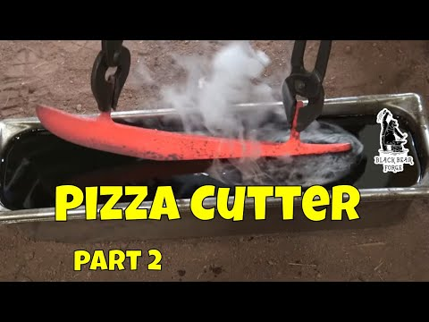 Making The Pizza Cutter Part 2