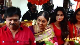 Jeyikkira Kudhira Movie Launch | Galatta Tamil