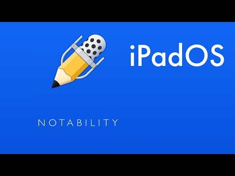 Notability update for iPadOS 13: what's has changed?