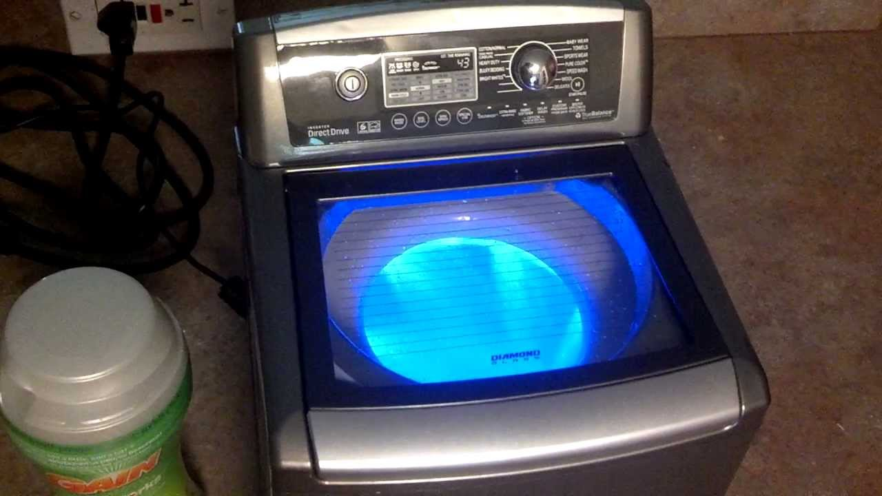 Mini Washing Machines Lg Mini Washing Machine Youtube