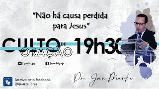 Não há causa perdida para Jesus